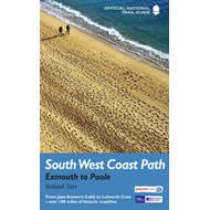 South West Coast Path: Exmouth to Poole (BOK)