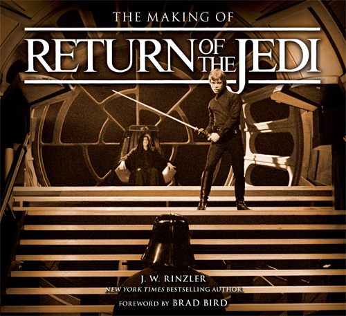 Making of Return of the Jedi (BOK)