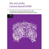 Acts of the Lateran Synod of 649 (BOK)