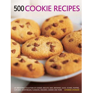 500 Cookie recipes (BOK)