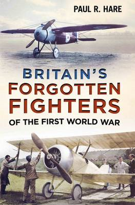 Britain's Forgotten Fighters of the First World War (BOK)
