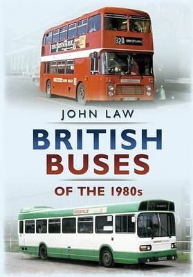 British Buses of the 1980s (BOK)