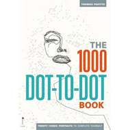 The 1,000 Dot-to-Dot Book: Twenty Iconic Portraits to Complete Yourself (BOK)