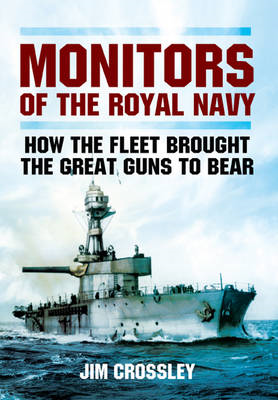 Monitors of the Royal Navy: How the Fleet Brought the Big Guns to Bear (BOK)
