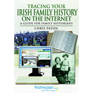 Produktbilde for Tracing Your Irish History on the Internet (BOK)