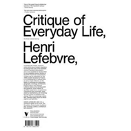 Critique of Everyday Life (BOK)