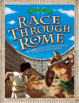 Race Through Rome (BOK)