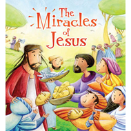 My First Bible Stories New Testament: The Miracles of Jesus (BOK)