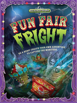 Science Quest: Fun Fair Fright (BOK)