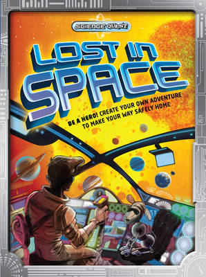 Science Quest: Lost in Space (BOK)