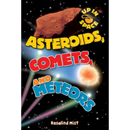 Up in Space: Asteroids, Comets and Meteors (QED Reader) (BOK)