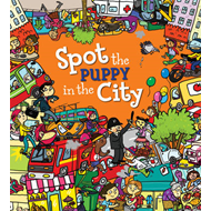 Spot the Puppy in the City (BOK)