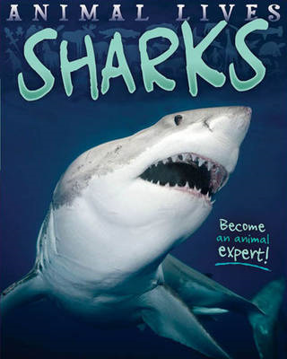 Animal Lives: Sharks (BOK)