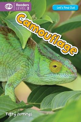 Let's Find Out: Camouflage (BOK)