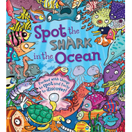 Spot the Shark in the Ocean (BOK)
