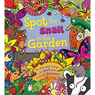 Spot the Snail in the Garden (BOK)