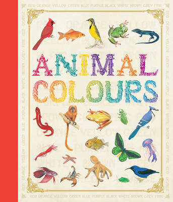 First Concept: Animal Colours (BOK)