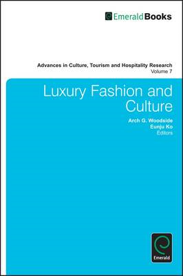 Luxury Fashion and Culture (BOK)