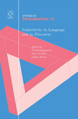 Subjectivity in Language and Discourse (BOK)