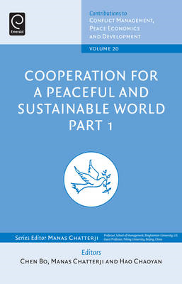Cooperation for a Peaceful and Sustainable World: Part 1 (BOK)