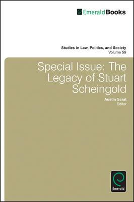 Special Issue: The Legacy of Stuart Scheingold (BOK)