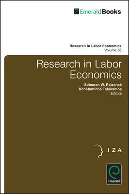 Research in Labor Economics: Volume 36 (BOK)