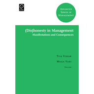 Dishonesty in Management (BOK)