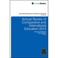 Annual Review of Comparative and International Education (BOK)