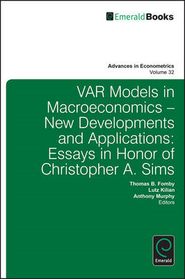 Var Models in Macroeconomics: New Developments and Applications: Essays in Honor of Christopher A. S (BOK)