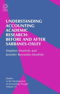 Understanding  Accounting Academic Research (BOK)