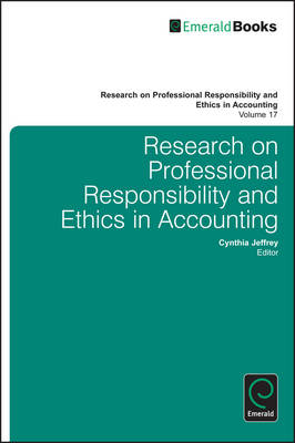 Research on Professional Responsibility and Ethics in Accounting (BOK)