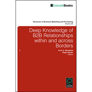 Deep Knowledge of B2B Relationships within and Across Border (BOK)