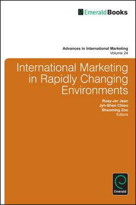 International Marketing in Rapidly Changing Environments (BOK)