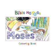 Bible Heroes Moses (BOK)