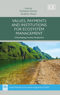 Values, Payments and Institutions for Ecosystem Management: A Developing Country Perspective (BOK)