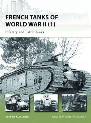 French Tanks of World War II 1 (BOK)
