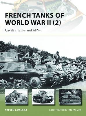 French Tanks of World War II 2 (BOK)