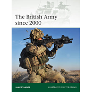 British Army Since 2000 (BOK)