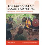Conquest of Saxony AD 782-785 (BOK)