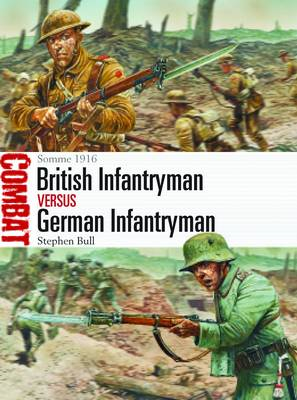 British Infantryman vs German Infantryman (BOK)