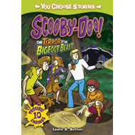 Scooby Doo: Terror of the Bigfoot Beast (BOK)