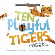 Ten Playful Tigers (BOK)