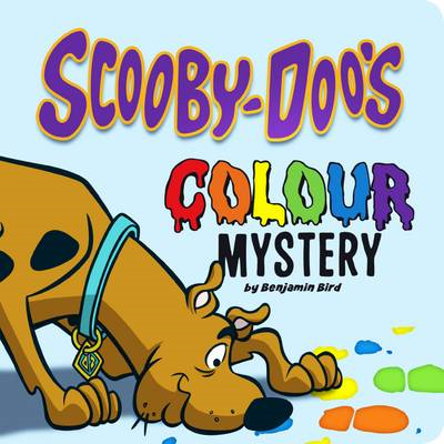Scooby Doo's Colour Mystery (BOK)