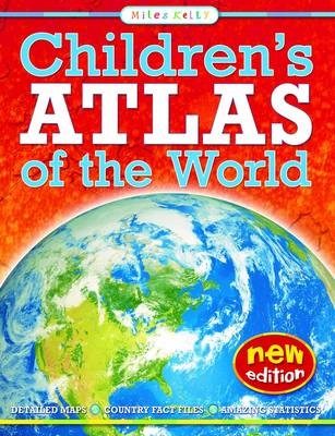 Children's Atlas of the World - Small Format (BOK)