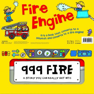 Convertible: Fire Engine (BOK)