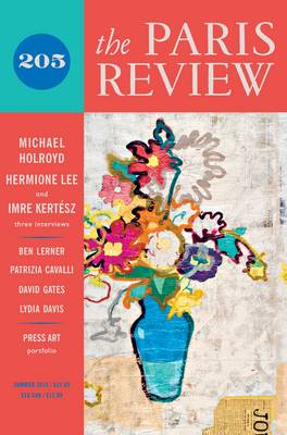 Paris Review Issue 205 (Summer 2013) (BOK)