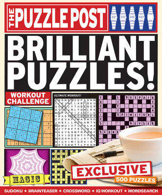 Puzzle Post - Brilliant Puzzles!: Workout Challenge (BOK)