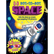 Space: Join the Dots to Create Eye-popping 3-D Pictures (BOK)