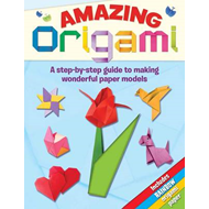 Amazing Origami: A Step-by-step Guide to Making Wonderful Paper Models (BOK)