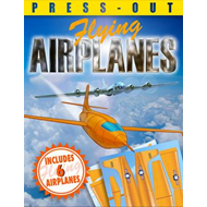 Press-out Flying Airplanes (BOK)